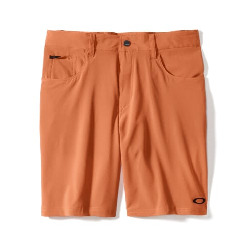 Oakley 50S Stretch Golf Shorts - Orange