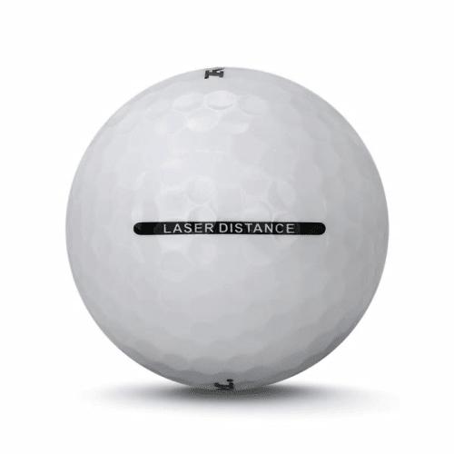24 RAM Golf Laser Distance Golf Balls - White