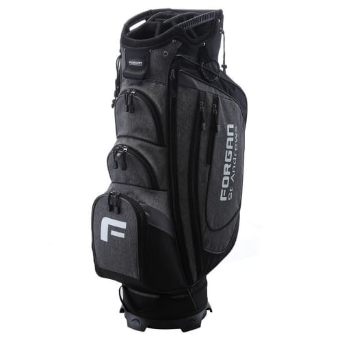 The Country Club by Forgan of St Andrews Deluxe Cart Bag with 14 Dividers