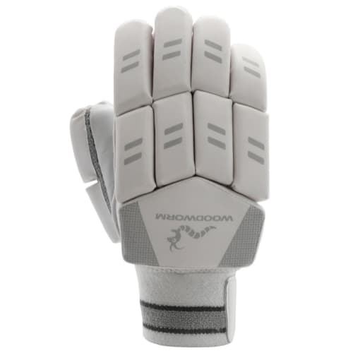 Woodworm Cricket Wand Premier Quality Batting Gloves, Youths Right Hand