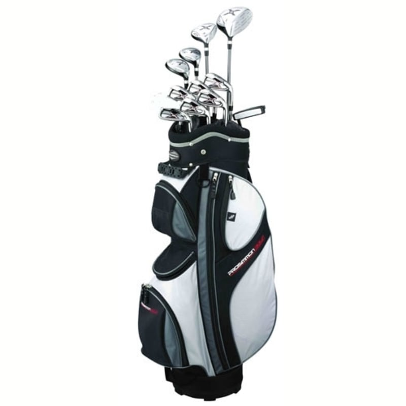 Prosimmon Golf X9 Mens All Graphite Club Set & Bag