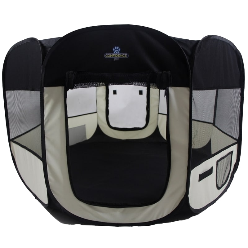 Confidence Pet Soft Fabric Playpen - Medium #3