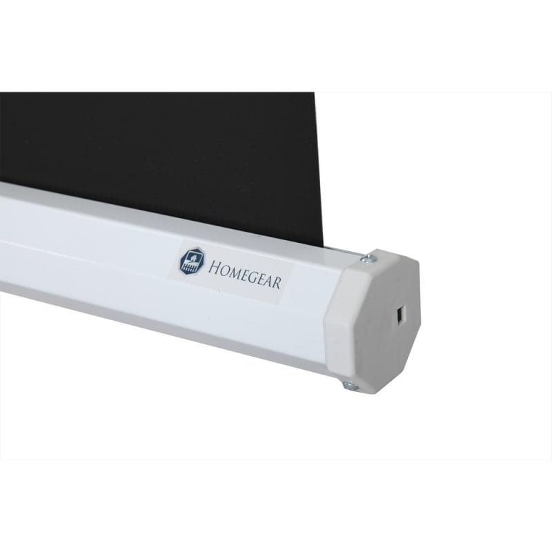 "Homegear 100"" 4:3 Tripod Projector Screen HD #4"