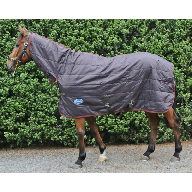 Barnsby Equestrian Horse Stable Rug / Blanket - With Neck Combo #1