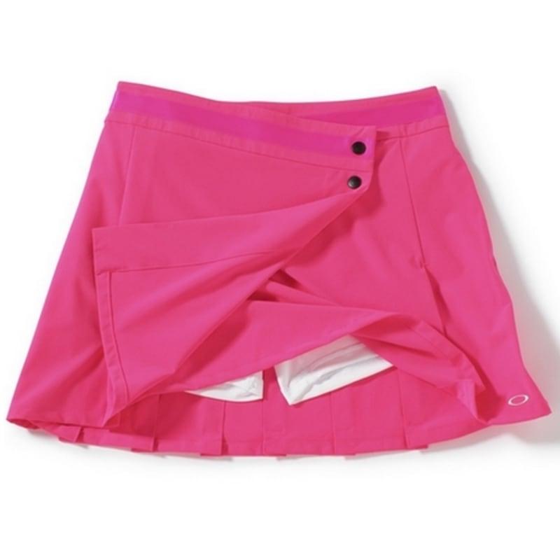 Oakley Ladies Piton Skort - Neon Pink