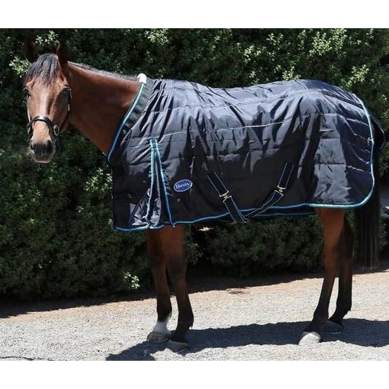 OPEN BOX Barnsby Equestrian Horse Stable Rug / Blanket - Standard Neck