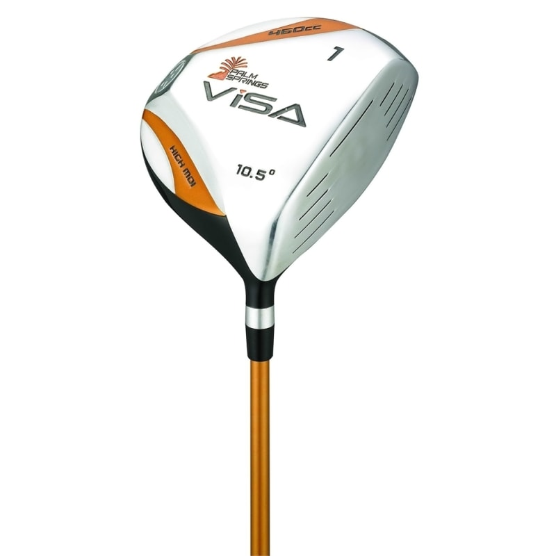 "OPEN BOX Palm Springs Visa Youth -1"" Golf Set + Stand Bag #1"