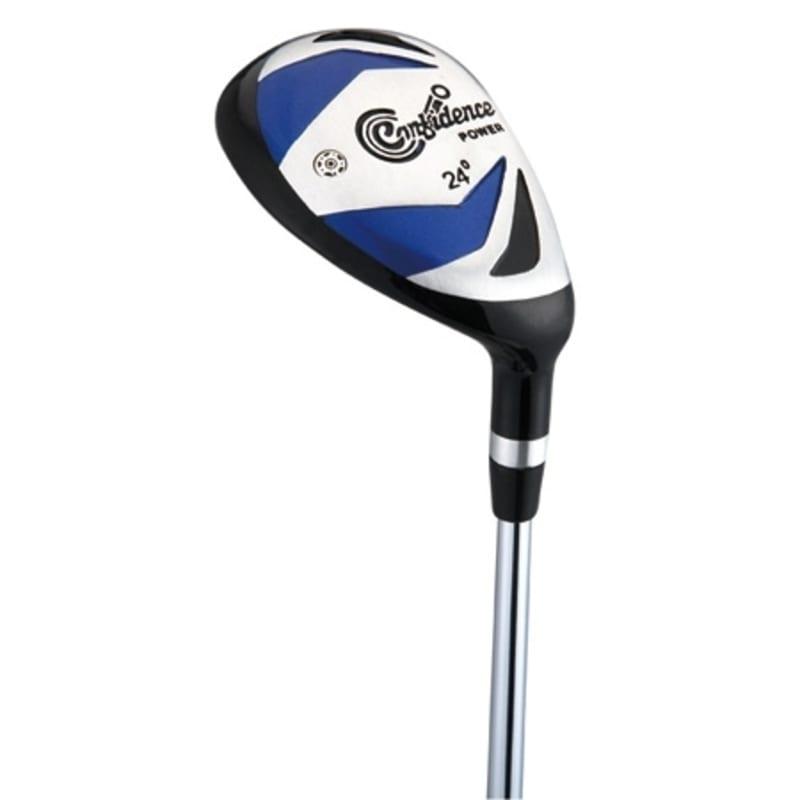 Confidence Golf Mens Power Club Set and Stand Bag #1