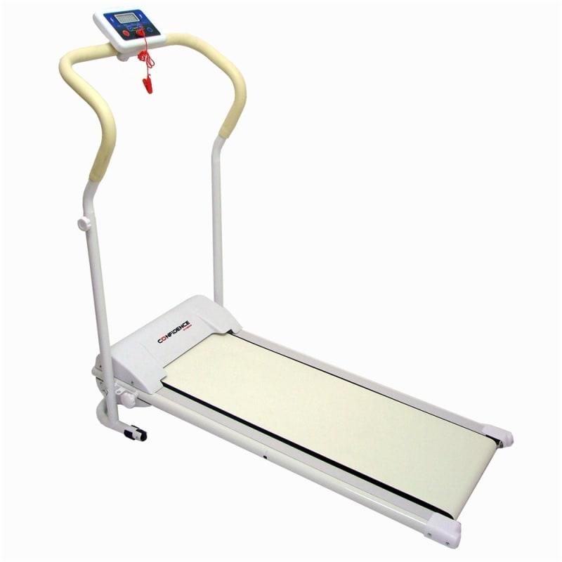 Ex-Demo Confidence Power Plus Motorised Treadmill White