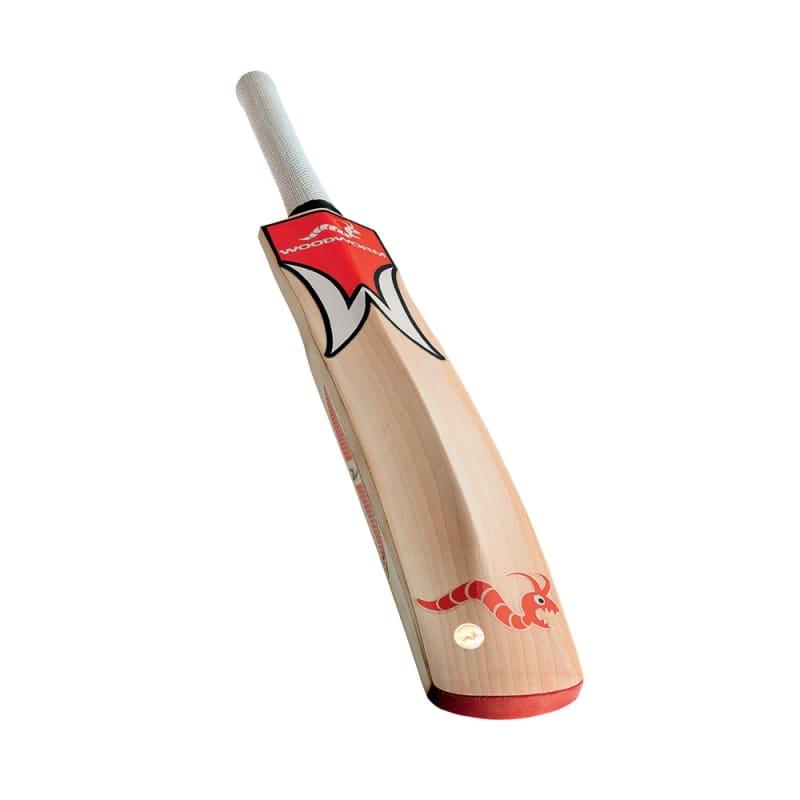 Woodworm iBat Junior Cricket Bat Flame