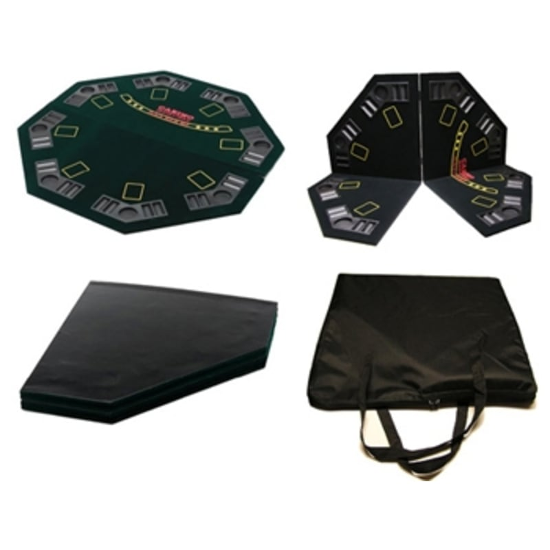 Ex-Demo CQ Poker 4 Fold Quality Table Top