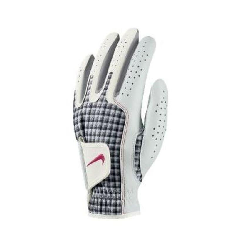 6 x Nike Ladies Tech Xtreme Golf Glove - Left Hand Pink / White