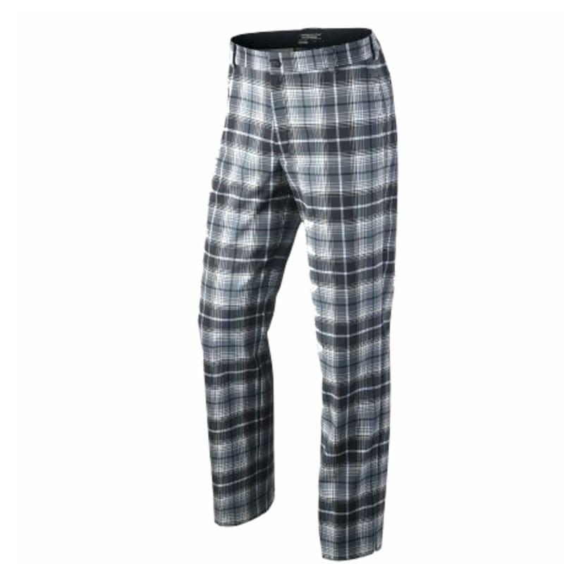 Nike Golf Plaid Trouser Armory Slate