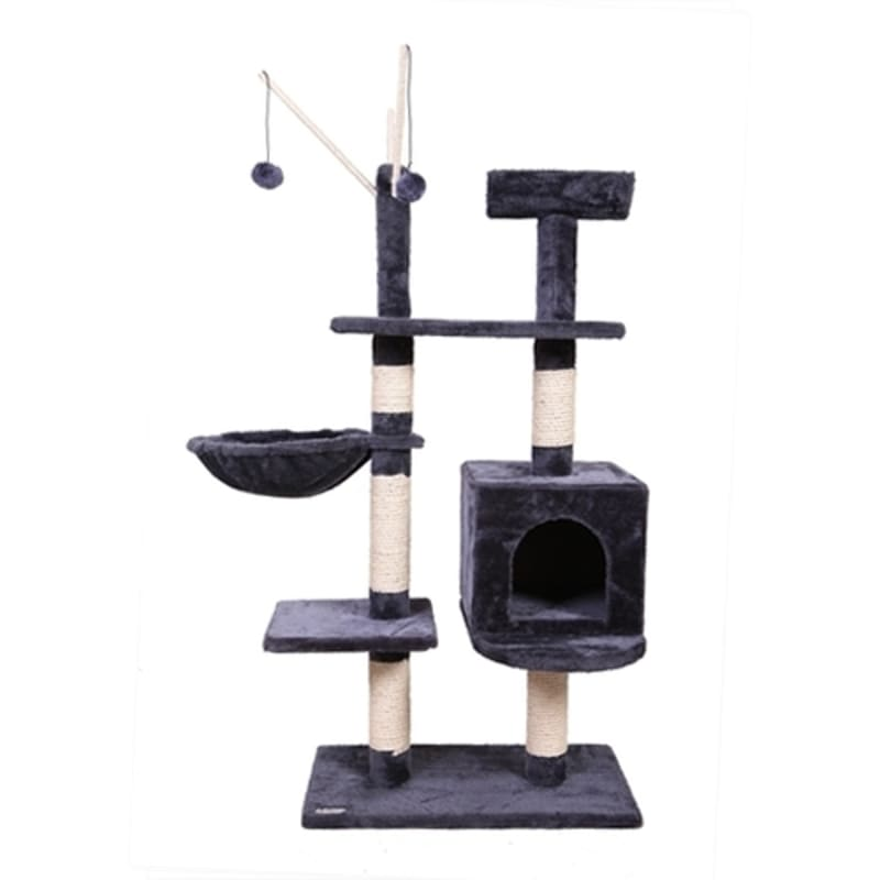 Confidence Pet Executive Cat Tree - Grey
