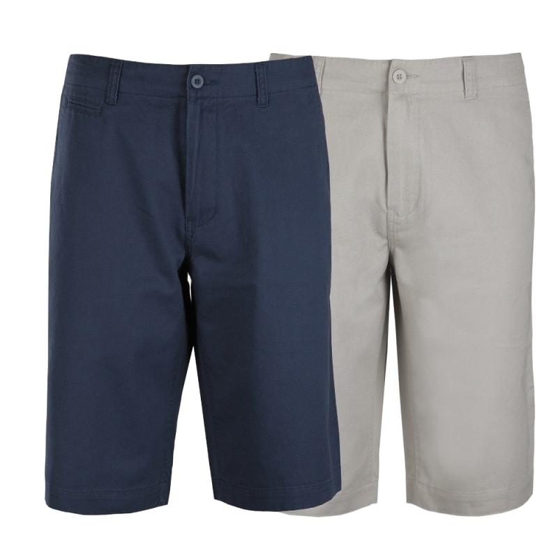 Ciro Citterio Signature Chino Shorts 2 Pack