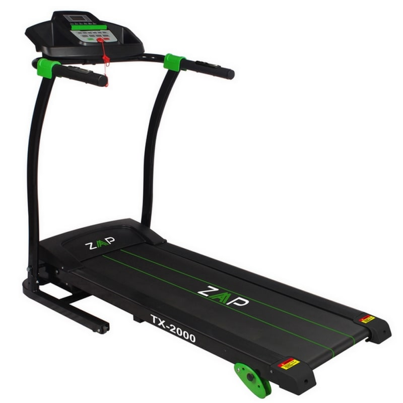 Ex-Demo ZAAP TX-2000 Electric Treadmill Running Machine