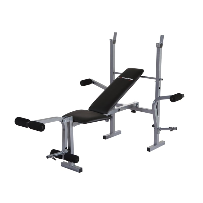 Confidence Fitness Home Gym Multi Use Weight Bench