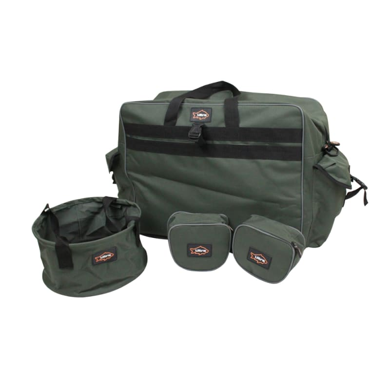 Ultra Fishing Match 5 Piece Luggage Set