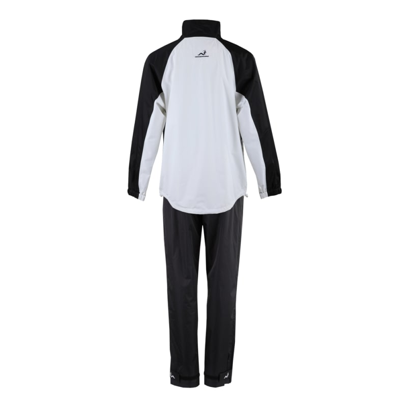 Woodworm Golf V2 Mens Waterproof Suit White #