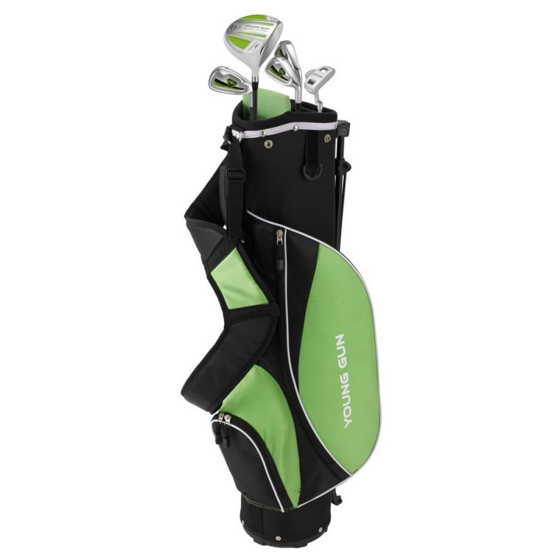 Young Gun ZAAP Ace Junior Golf Package Set #3