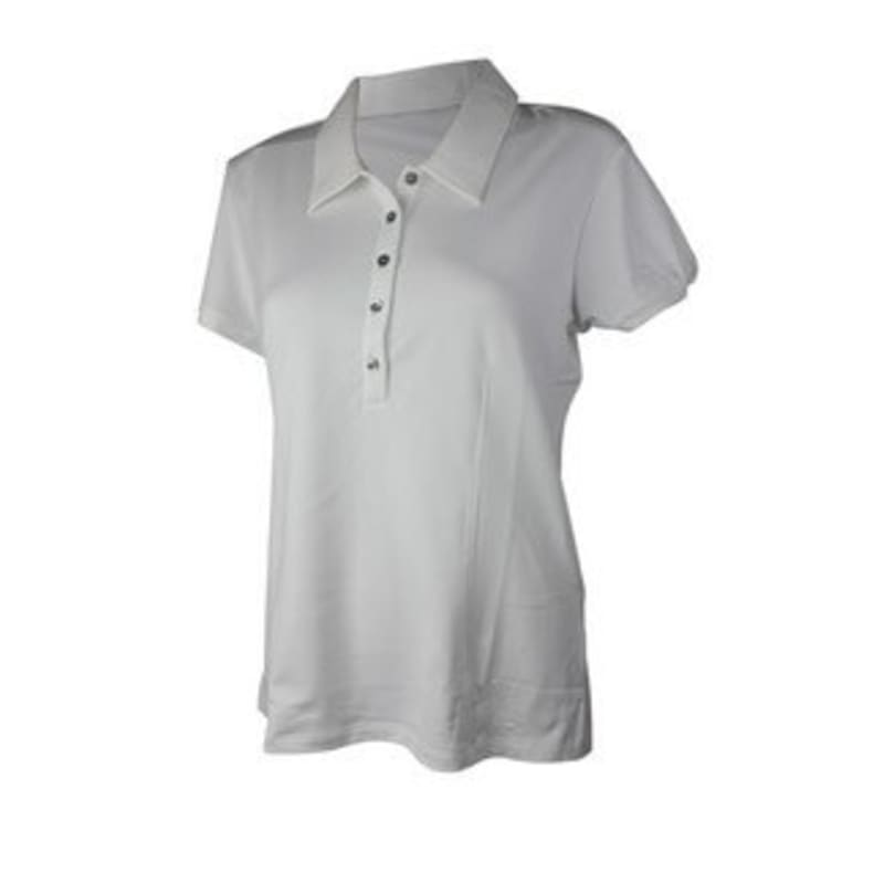 Adidas Womens Short Sleeve Polo