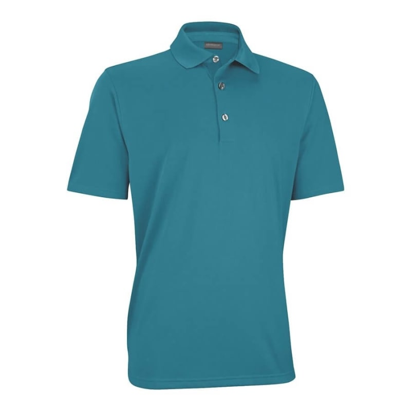 AS Performance EZ SOF Solid Polo Seaglass