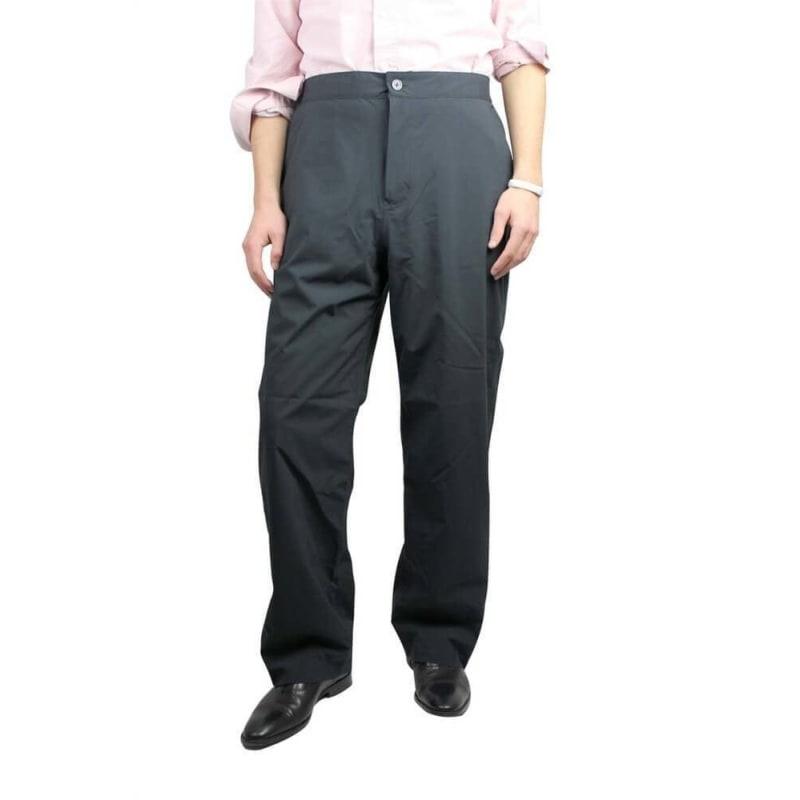 Ashworth Mens Waterproof Trousers-Grey