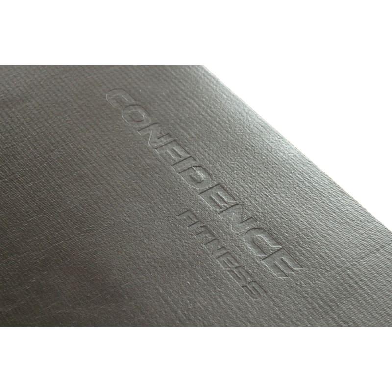 Confidence Fitness Rubber Treadmill Mat #1