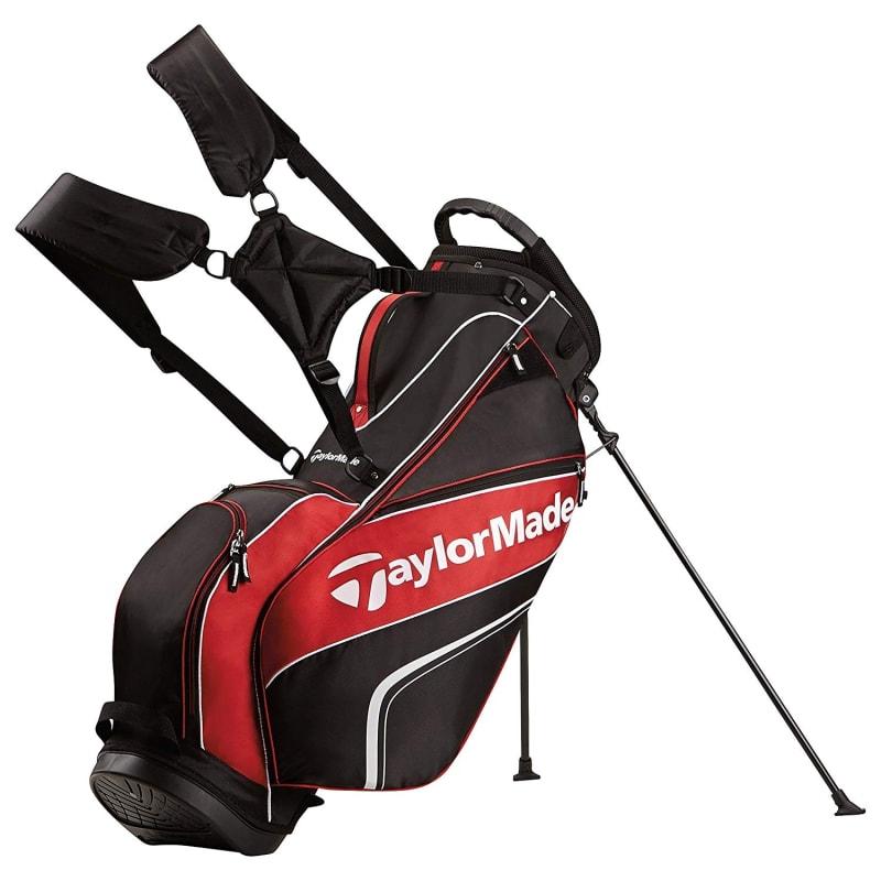 Taylormade Golf Bag >> Taylormade Golf Pro Stand 4 0 Golf Bag
