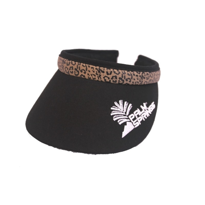 Palm Springs Lady Soft Clip Visors #1