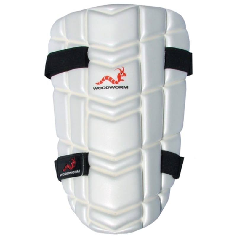 NEW WOODWORM CRICKET PREMIER ARM GUARD YOUTHS  BAT  BATTING PROTECTION