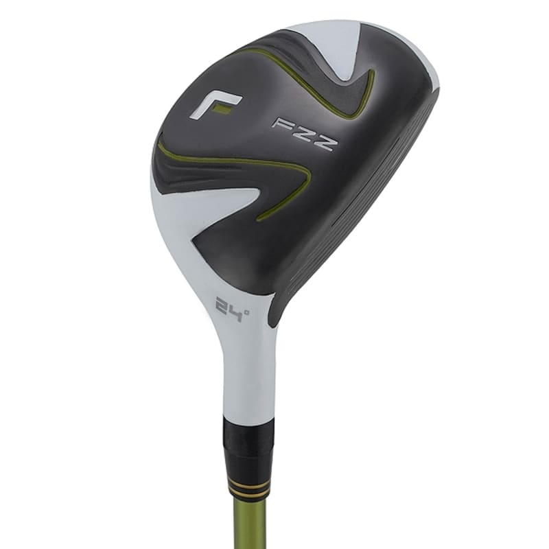 OPEN BOX Forgan of St Andrews FZZ 21° Hybrid Rescue Iron Right Hand - Graphite Shaft - Lady Flex #1