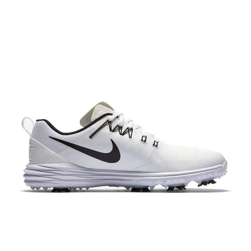 sale retailer 83986 74aa5 Nike Lunar Command 2 Golf Shoes - White - The Sports HQ