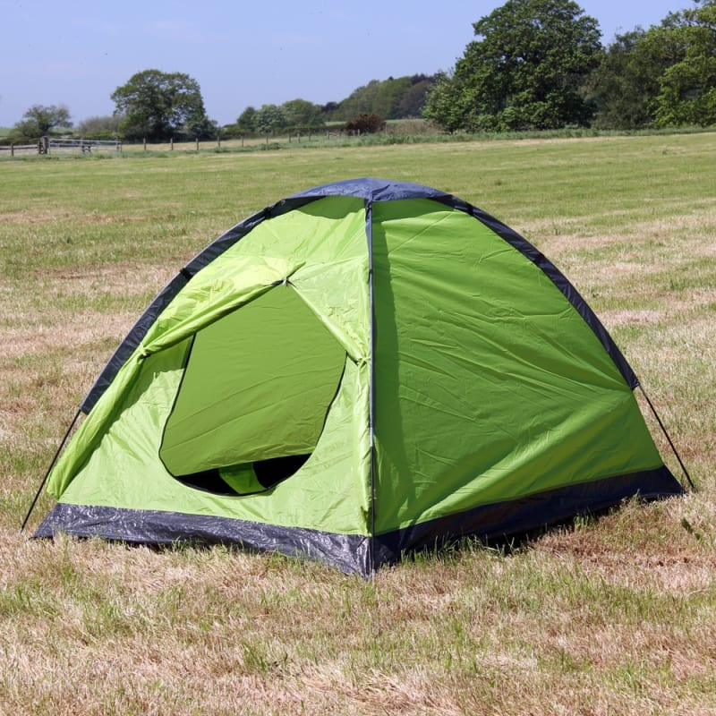North Gear Camping Scott Waterproof 2 Man Tent