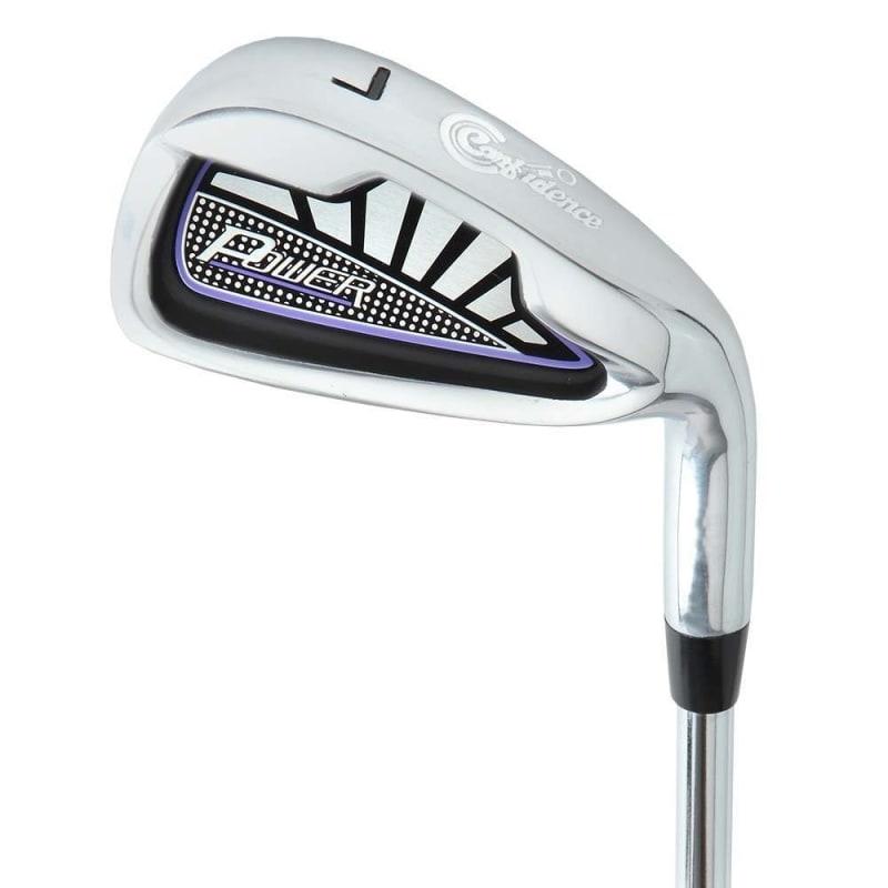 Confidence Golf Lady Power V3 Club Set & Stand Bag #3