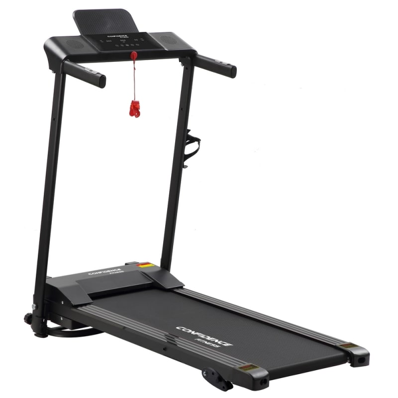 Confidence Fitness Ultra Pro Treadmill Electric Motorized Running Machine #