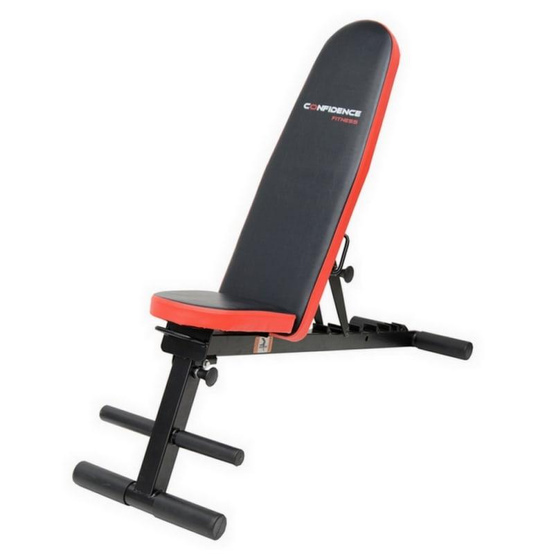 Confidence Fitness Adjustable Training Bench V2