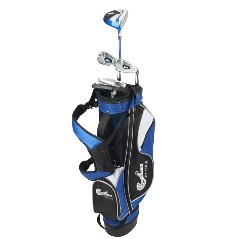 Confidence Golf Junior Golf Clubs Set for Kids #1