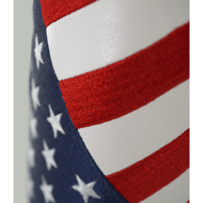 Ram Golf USA Stars and Stripes PU Leather Headcover - #5 Fairway Wood #1