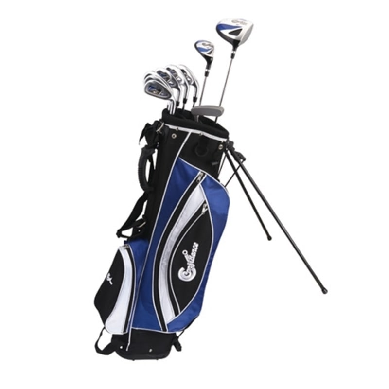 Confidence Golf Teen Power -1 Inch Club Set and Stand Bag