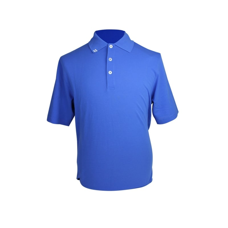 Ashworth Mens EZ Tech Pique Polo