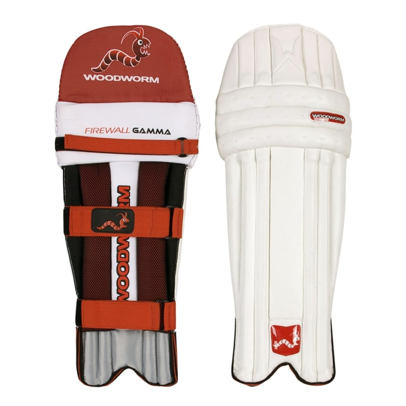 Woodworm Firewall Junior Batting Pads Gamma