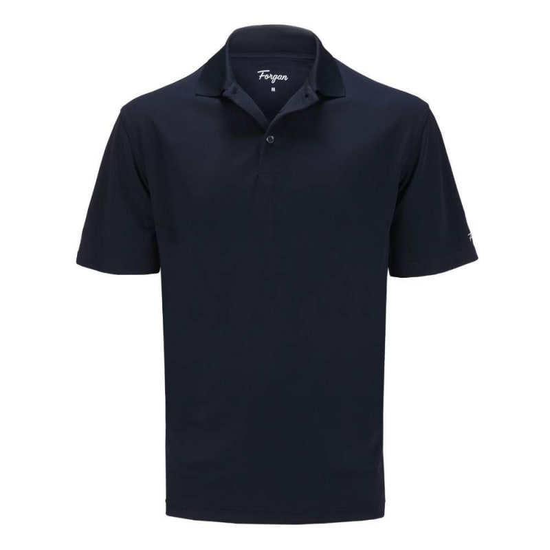 OPEN BOX Forgan of St Andrews Premium Performance Golf Shirts 3 Pack - Mens #