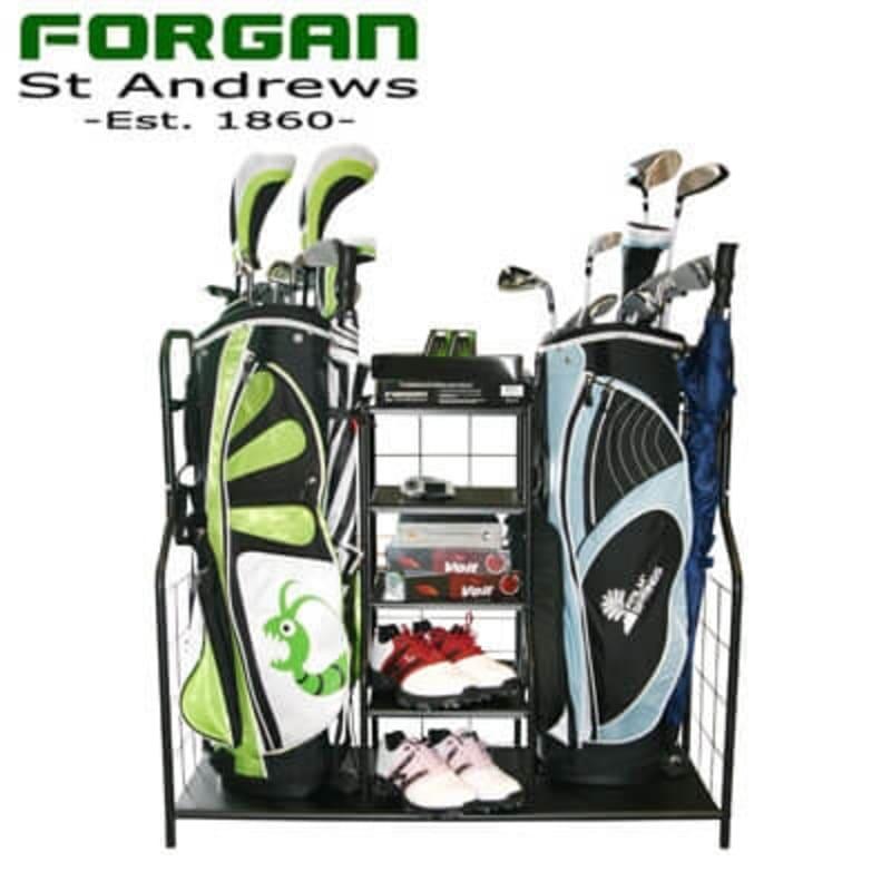 Forgan Golf Garage Tidy - Organise Your Gear!