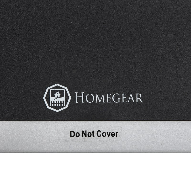 Homegear Compact 1500w Room Space / Cabinet Heater #4
