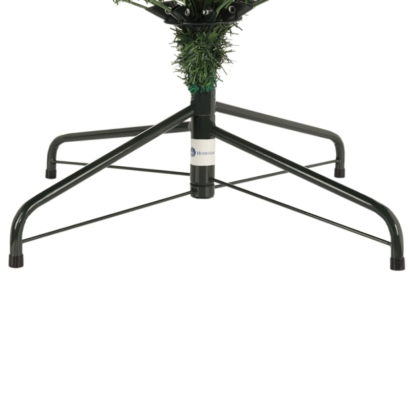 Homegear Luxury 1000 Tip 6 Foot Artificial Christmas Tree with Metal Stand #4