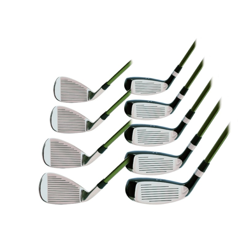 Forgan of St Andrews iHy Hybrid Combo Irons Set - 3-SW #1