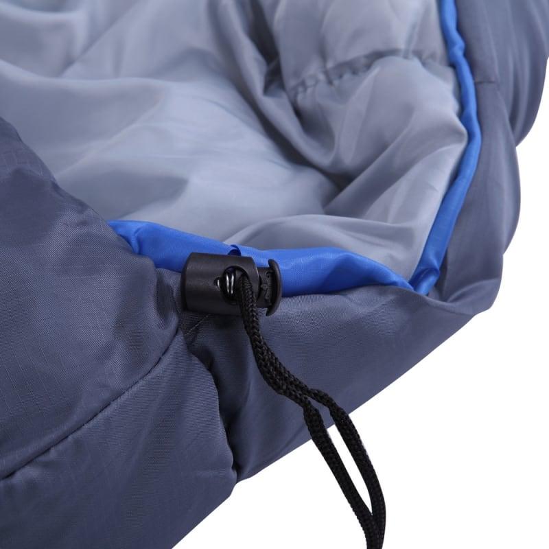 OPEN BOX North Gear Camping Loche Mummy Sleeping Bag #5