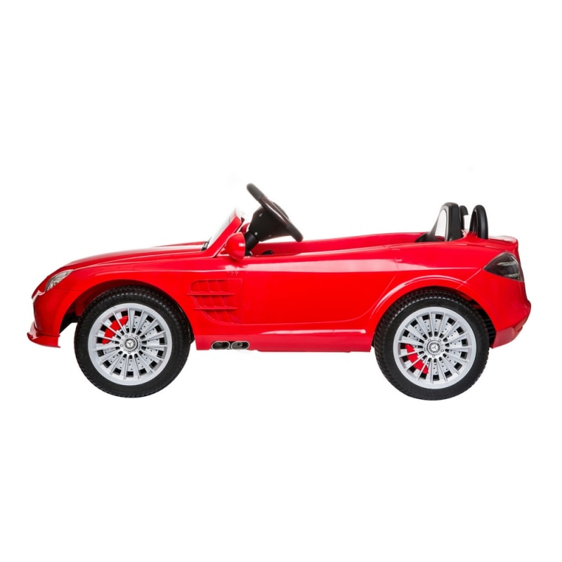 Mercedes by ZAAP SLR Roadster Sports Electric Battery Ride On Kids Toy Car with Parents Remote Control #3
