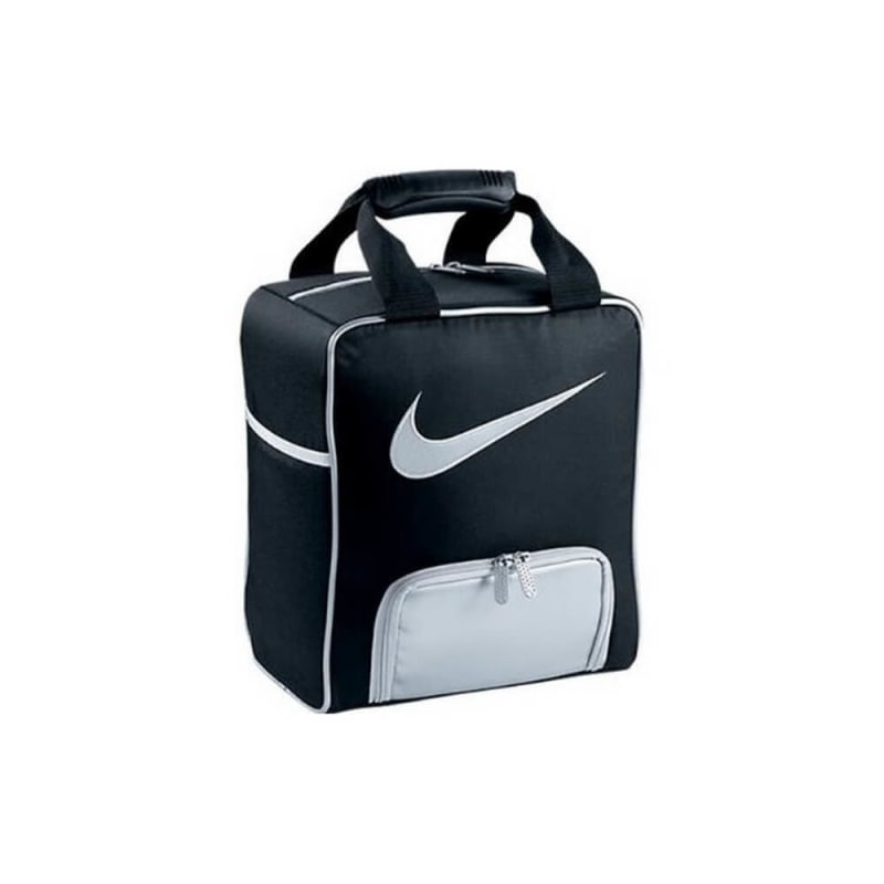 Nike Tour Practice Ball Shag Bag - Black / Silver